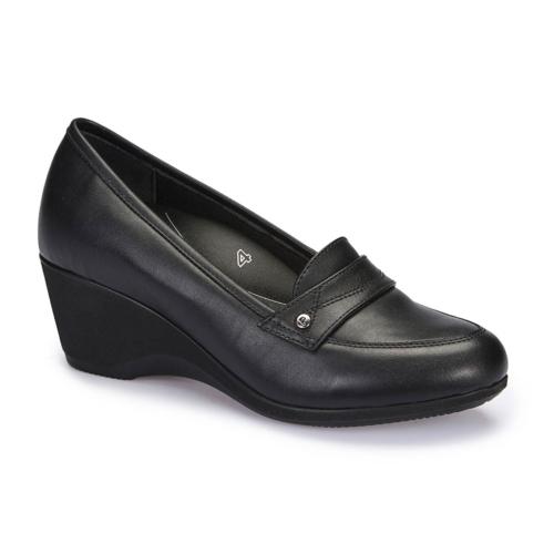 Polaris 5 Nokta 62.109090.Z Siyah Kadın Ayakkabı