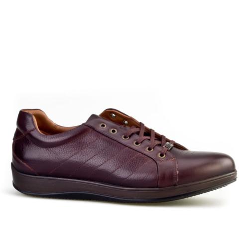 Cabani Bağcıklı Günlük Erkek Ayakkabı Siyah