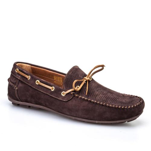 Cabani Makosen Günlük Erkek Ayakkabı Kahve Nubuk