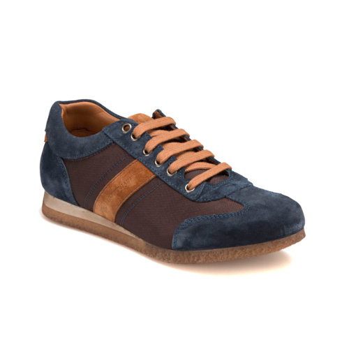Lumberjack A3345376 Lacivert Koyu Kahve Erkek Ayakkabı