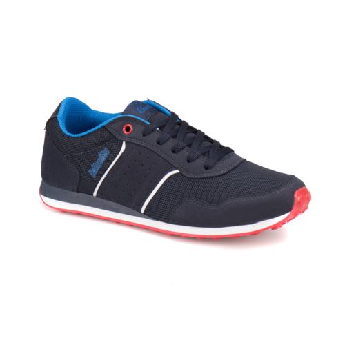 Kinetix A1288885 Lacivert Kırmızı Erkek Sneaker