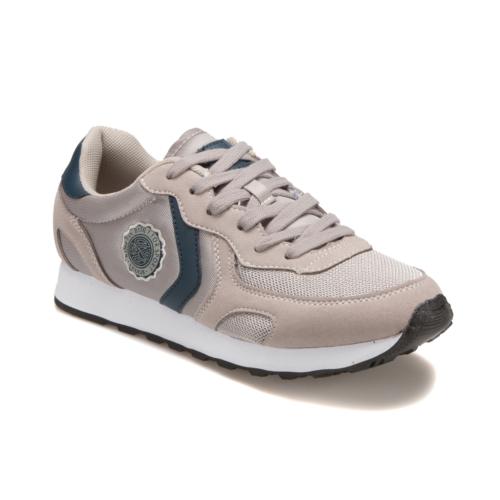Kinetix A1287018 Gri Lacivert Erkek Sneaker