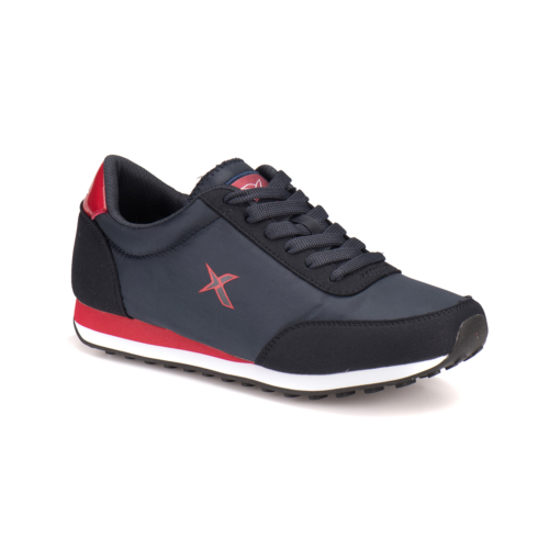 Kinetix A1286042 Lacivert Kırmızı Erkek Sneaker