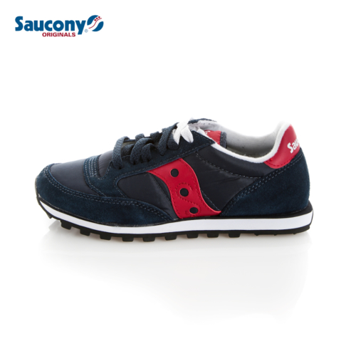 Saucony S2866-161 Jazz Low Pro - Navy Red