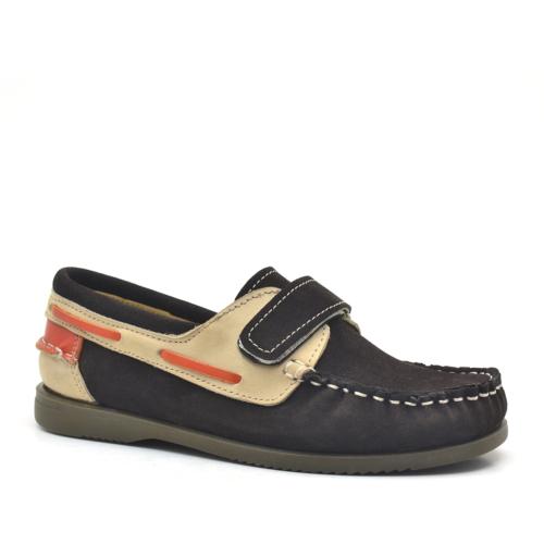 Raker® 3501-K %100 Deri Timber Cırtlı Erkek Çocuk Ayakkabısı