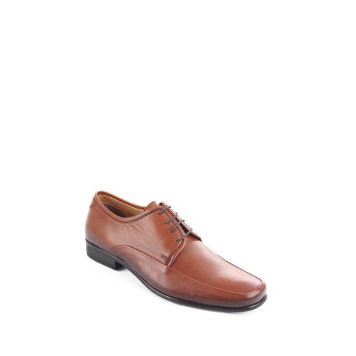 Gön 32761 Taba Antik Deri Erkek Ayakkabı
