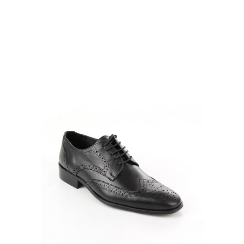 Gön Siyah Erkek Ayakkabı 27024