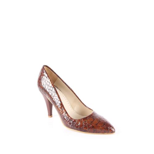 Gön Deri Kadın Ayakkabı 22292