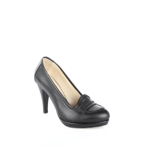 Gön Deri Kadın Ayakkabı 23008