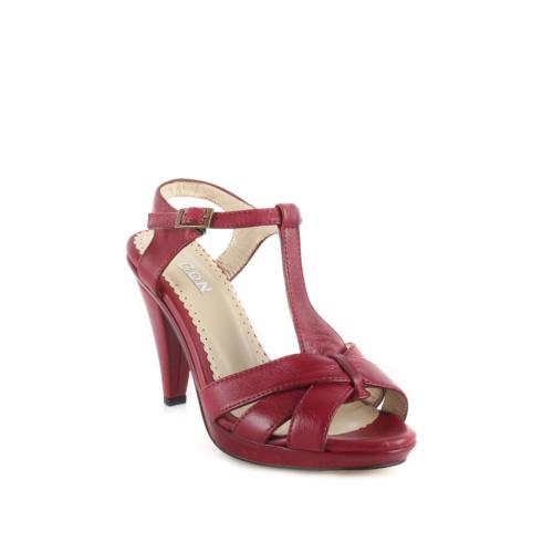 Gön Deri Kadın Sandalet 25789