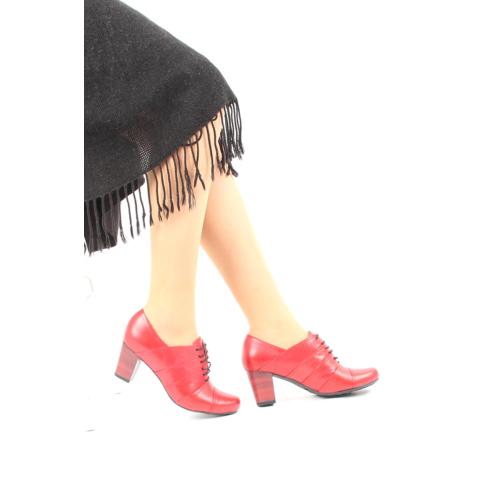 Gön Deri Kadın Ayakkabı 23037
