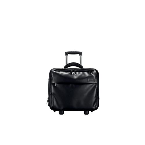 Lipault Plume Premium 15 Rolling Tote Siyah