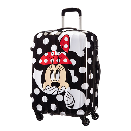 American Tourister Disney Legends Orta Boy Valiz Minnie Pop