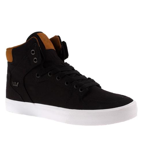 Supra Vaider S28255 Erkek Ayakkabı Black Brown Whıte
