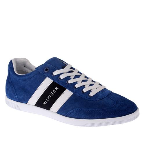 Tommy Hilfiger Sm - D2285Enzel 1B Fm56820409 Erkek Ayakkabı Monaco Blue