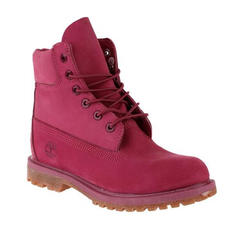 Timberland Af Ek 6in Prem Viole Pink 8260B Kadın Bot Purple