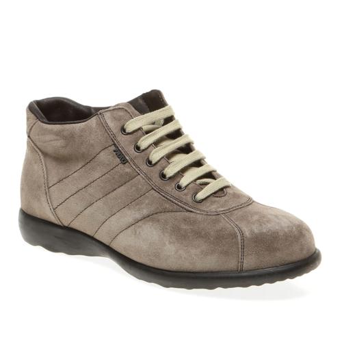 Frau Elche 27B4 Erkek Ayakkabı Gri
