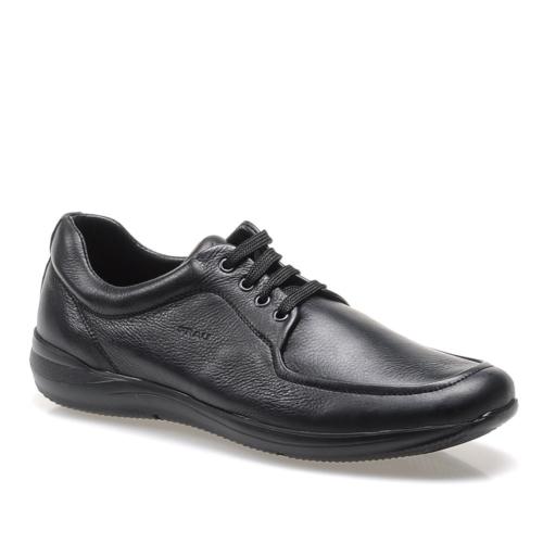 Frau Rodeo 31P6 Erkek Ayakkabı Siyah