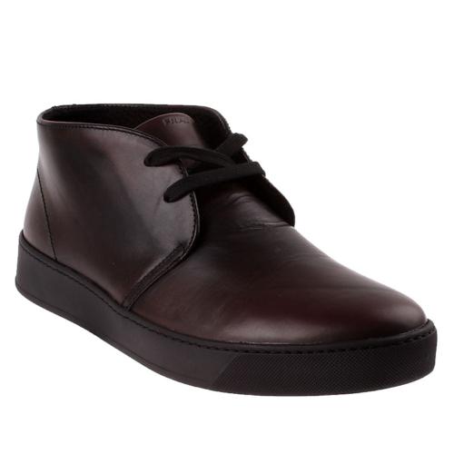 Frau 20P5 Erkek Ayakkabı Burgundy