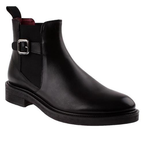 Frau 96P2 Kadın Ayakkabı Siyah