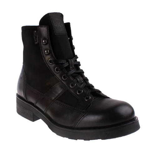 Oxs Polacco Zeland 9M1911U Erkek Ayakkabı Siyah