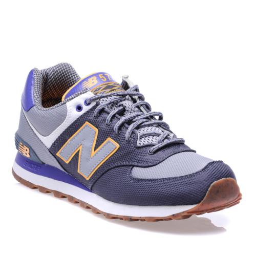 New Balance 574 Expedition Gri Erkek Günlük Ayakkabı