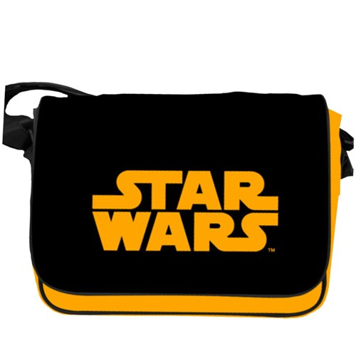 Sd Toys Star Wars Orange Logo Messenger Bag Omuz Çantası