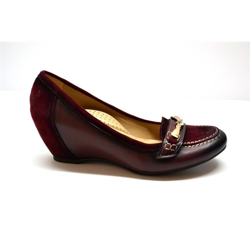 Despina Vandi Kadın Dolgu Ayakkabı Puka 3018