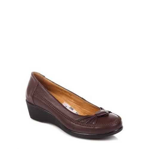 King Paolo Kadın Günlük Deri Ayakkabı A5022