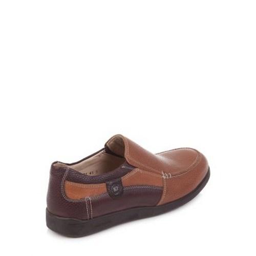 King Paolo Erkek Günlük Deri Ayakkabı D7201