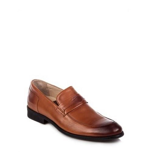 King Paolo Erkek Günlük Deri Ayakkabı E7224