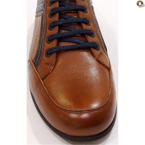King Paolo Erkek Günlük Deri Ayakkabı F7784