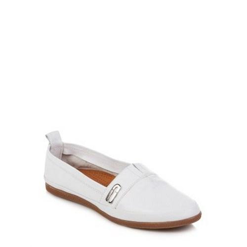 King Paolo Kadın Günlük Deri Ayakkabı G61