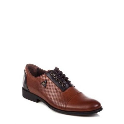 King Paolo Erkek Günlük Deri Ayakkabı G7850