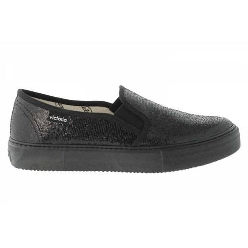 Victoria 25019-Neg Kadın Günlük Ayakkabı