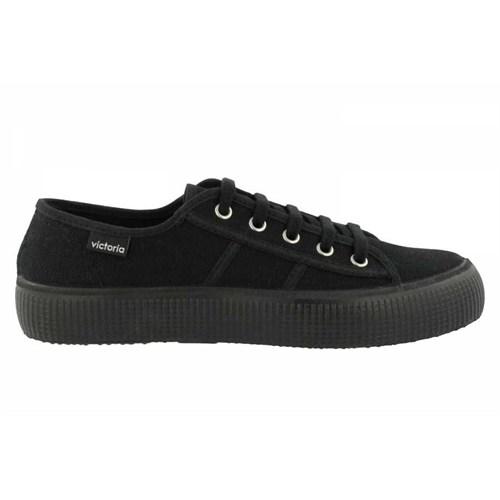 Victoria 07304-Neg Kadın Günlük Ayakkabı