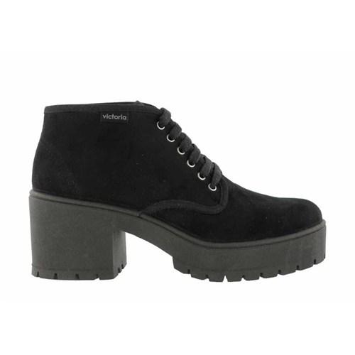 Victoria 09518-Neg Kadın Günlük Ayakkabı