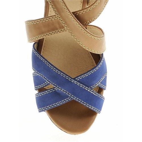 Punto Kadın Dolgu Sandalet 278176