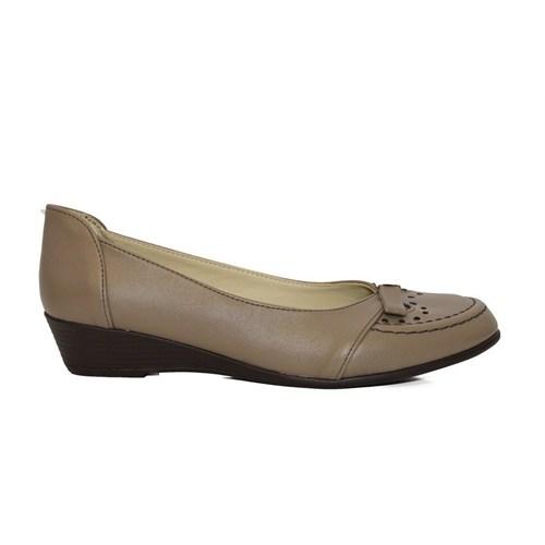 Punto Kadın Dolgu Ayakkabı 598257-04