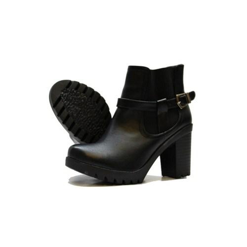 Punto Kadın Topuklu Bot 694032-01