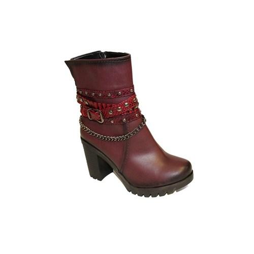 Punto Kadın Topuklu Bot 694025-03