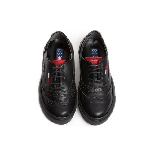 U.S. Polo Assn. S083sz033.Csl.Forte5k.001 Siyah Ayakkabı