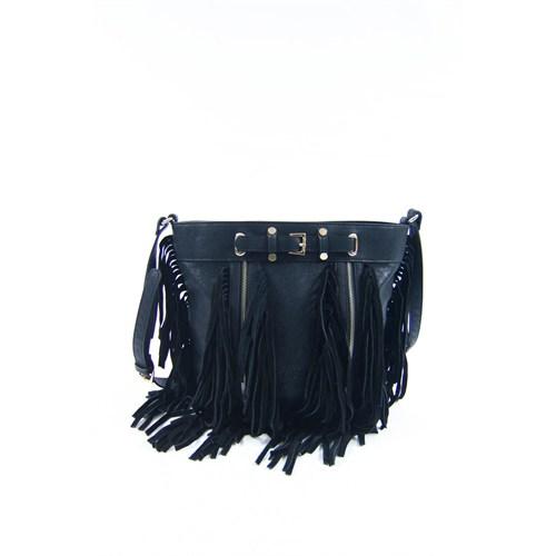 EXCLUSIVE Kadın Askılı Çanta Siyah