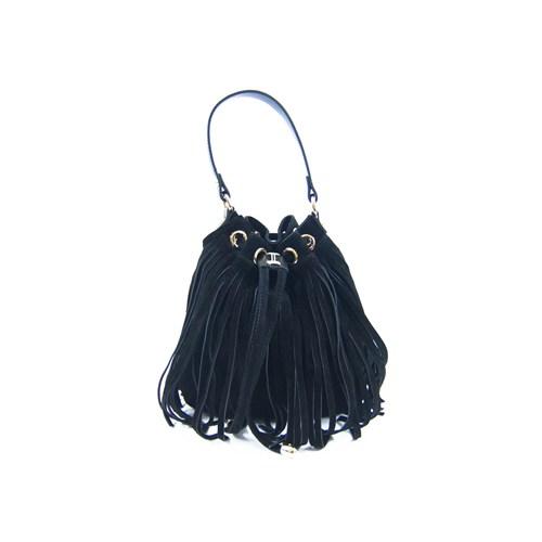 EXCLUSIVE Kadın Omuz Çanta Siyah