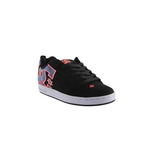 Dc Shoes 1-301043-Bk6 Kadın Ayakkabı