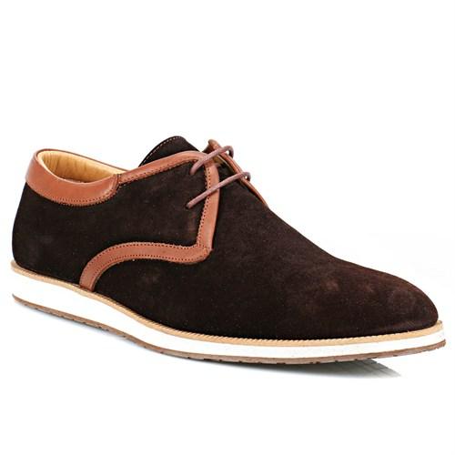 Forester Kahverengi Erkek Süet Deri Ayakkabı