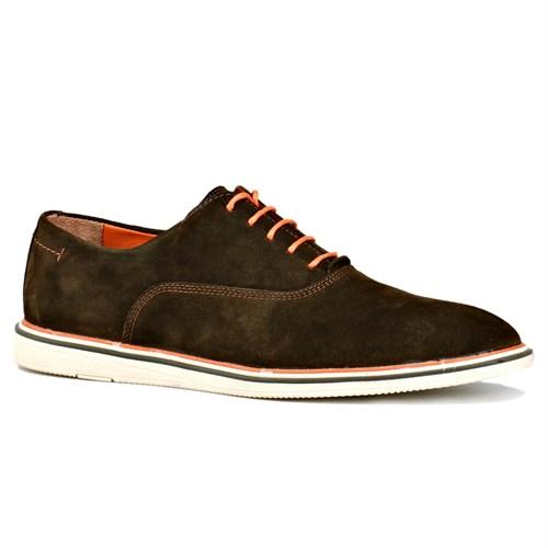 Forester KL-51107-1 M 1506 Haki Erkek Deri Ayakkabı