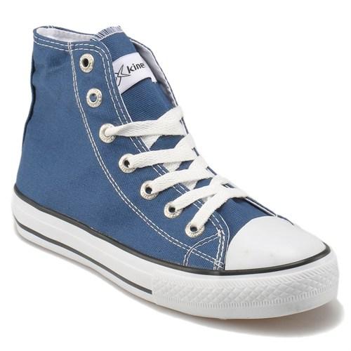 Kinetix 1232244 Lacivert Erkek Sneaker