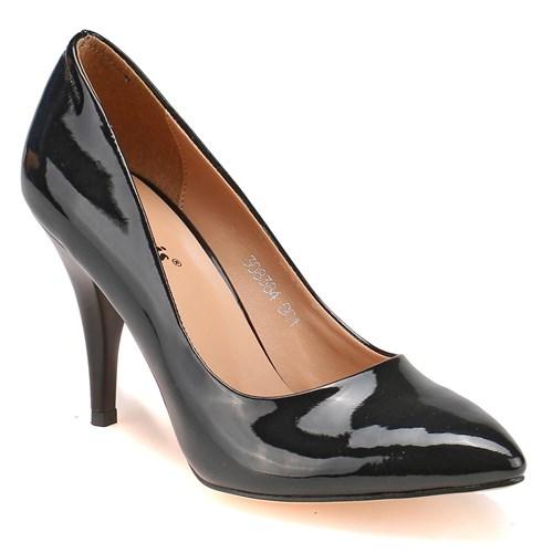 Polaris 61.308384RZ Siyah Kadın Ayakkabı