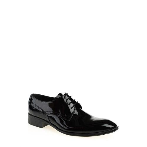 Derigo 17300 Siyah Rugan Bay Ayakkabı